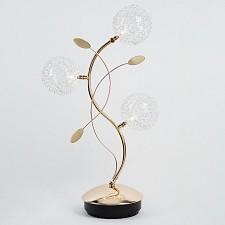 Настольная лампа декоративная 4800/3 золото