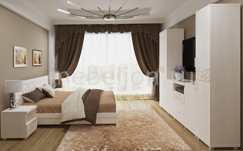 Гарнитур для спальни Ирис К-3