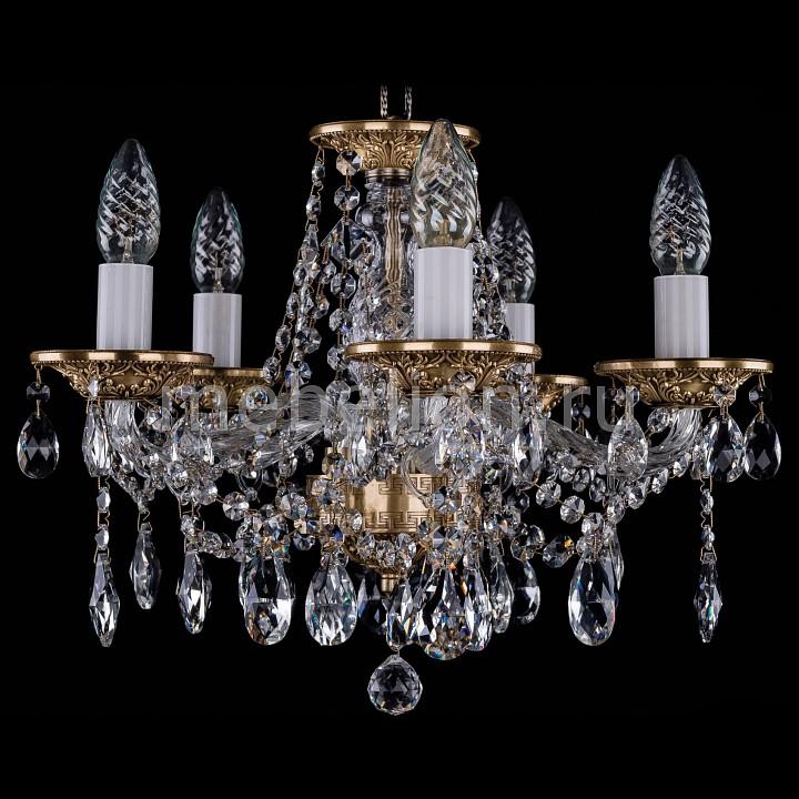 Подвесная люстра Bohemia Ivele Crystal 1613/5/141/FP 1613