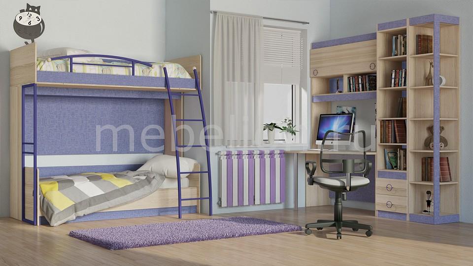Гарнитур для детской Индиго ГН-145.024