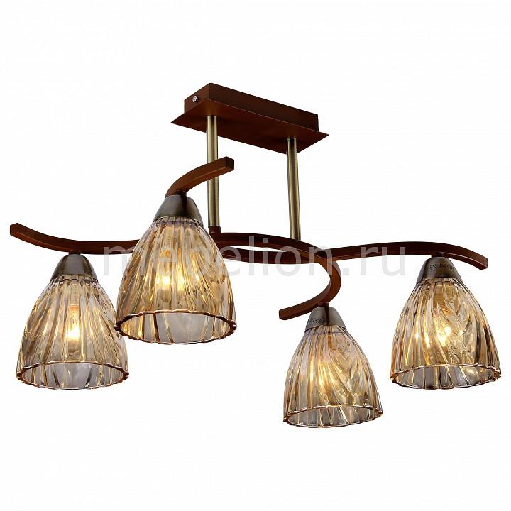 Потолочная люстра SilverLight Comfort 101.59.4 потолочная люстра silverlight spark 206 53 6