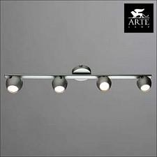 Спот Arte Lamp A5781PL-4SS Sfera