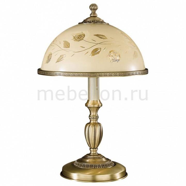 Настольная лампа Reccagni Angelo декоративная P 6208 M reccagni angelo декоративная p 6208 g
