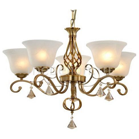 Купить Подвесная люстра Cono A8391LM-5PB, Arte Lamp, Италия