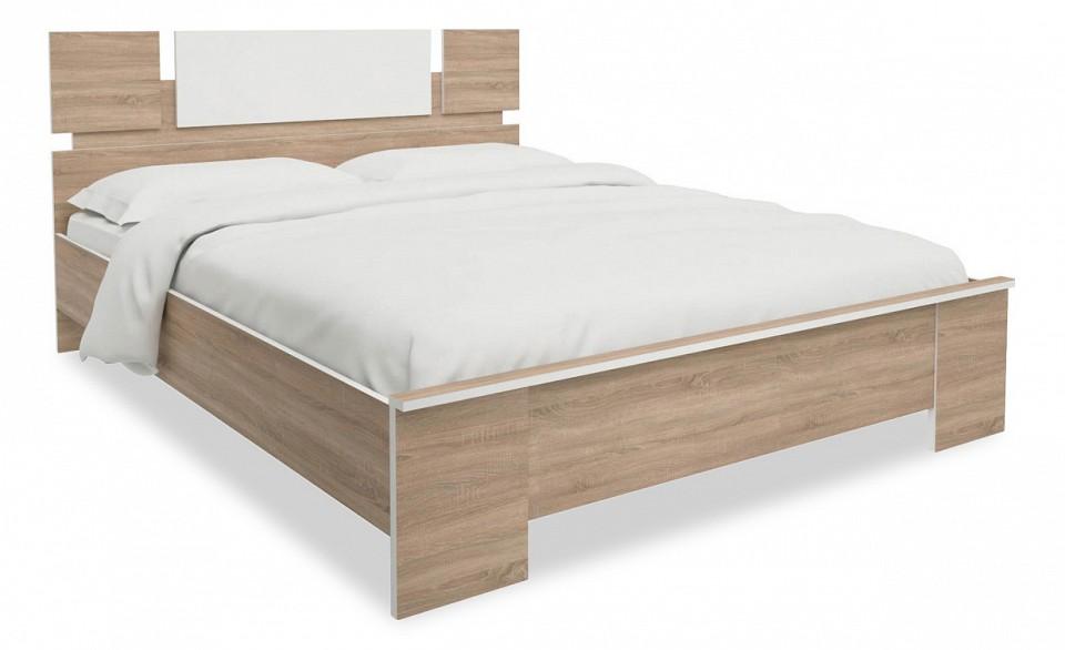 Кровать двуспальная Столлайн Оливия СТЛ.109.08 двуспальная кровать мст оливия модуль 1 1 1 2 1 3