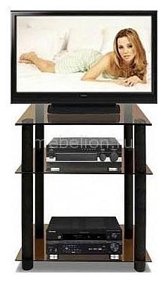 Подставка для ТВ ТВ-3.60 черный/тонированное mebelion.ru 7560.000