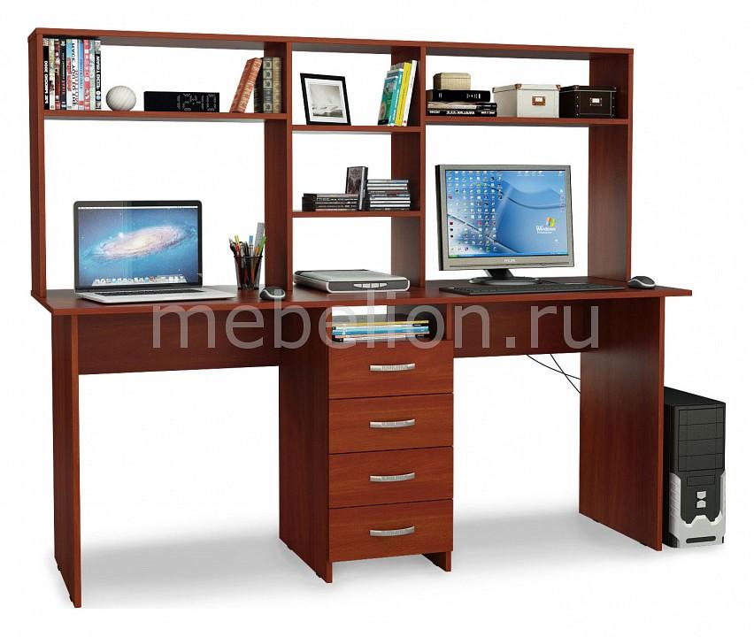 Стол компьютерный МФ Мастер Тандем-2