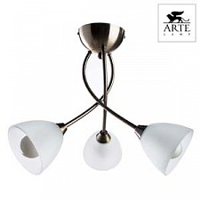 Потолочная люстра Arte Lamp A2576PL-3AB Nikki