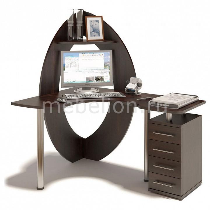Стол компьютерный Айрин КСТ-101 + КТ-101.1