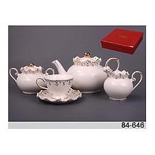 Чайный сервиз Hangzhou jinding import and export co. ltd. Лаура 84-646