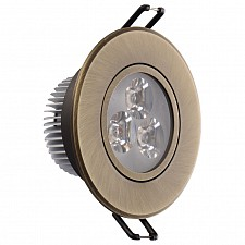 Встраиваемый светильник Круз 637012203