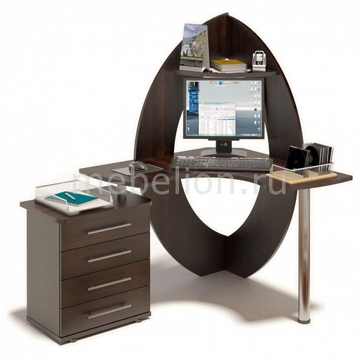 Стол компьютерный Скотч КСТ-101 + КТ-102