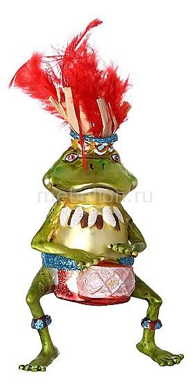 Елочная игрушка (15 см) Лягушка 785-027