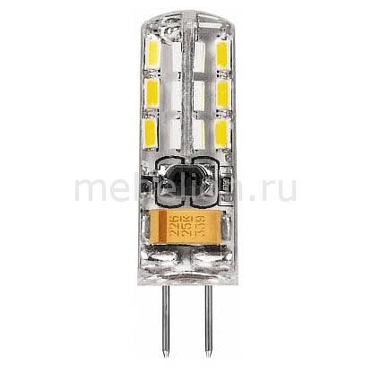 Лампа светодиодная [поставляется по 10 штук] Feron Лампа светодиодная G4 12В 2Вт 4000 K LB-420 25448 [поставляется по 10 штук] цена