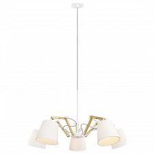 Подвесная люстра Arte Lamp A5700LM-5WH Pinocchio