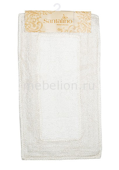 Коврик для ванной АРТИ-М (60х100 см) Милена арти м ваза напольная 60 см белая греция 54 275