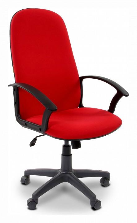 Кресло компьютерное Chairman 289 красный/черный  диван кровать трансформер ижевск