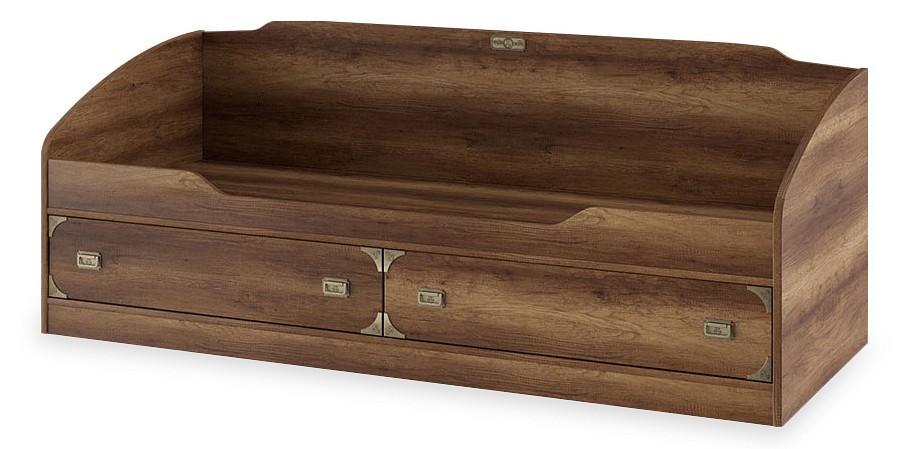 Кровать Мебель Трия Навигатор ТД-250.12.01 шкаф для белья мебель трия навигатор тд 250 07 21