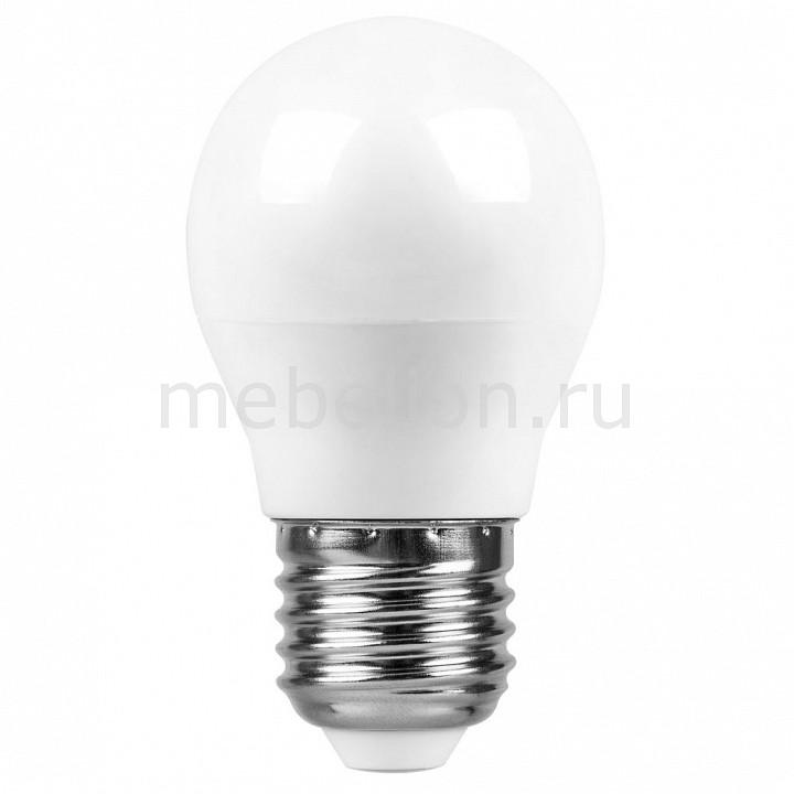 Лампа светодиодная [поставляется по 10 штук] Feron Лампа светодиодная SBG4505 E27 5Вт 4000K 55026 [поставляется по 10 штук] лампа светодиодная feron sbg4505 e27 5вт 4000k 55026