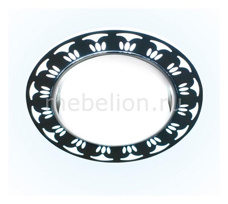 Встраиваемый светильник Ambrella GX53 G433 G433 WH/CLD