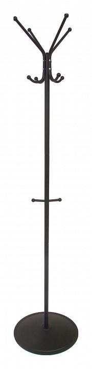 Вешалка напольная ПИКО 1 черный mebelion.ru 1560.000