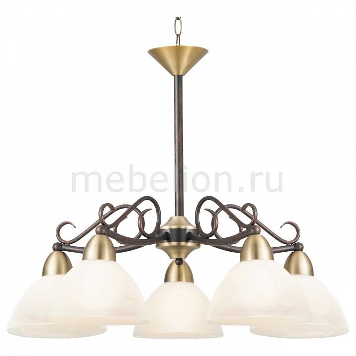 цены Подвесная люстра Arte Lamp Blake A4711LM-5BR