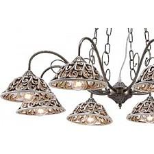 Подвесная люстра Arte Lamp A5387LM-8AB Carved