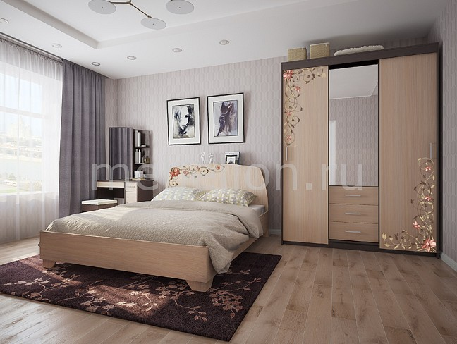 Гарнитур для спальни Mebelson Виктория-2