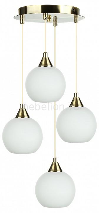 Подвесной светильник 33 идеи PND.101.04.01.AB+S.02.WH(4) подвесной светильник 33 идеи pnd 101 01 01 ab co2 t003