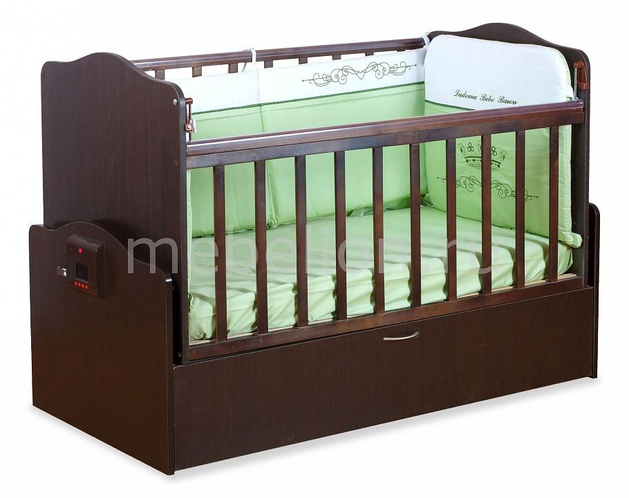 Кроватка Укачай-ка Укачай-ка 02 daka baby трансформер укачай ка 04 ваниль