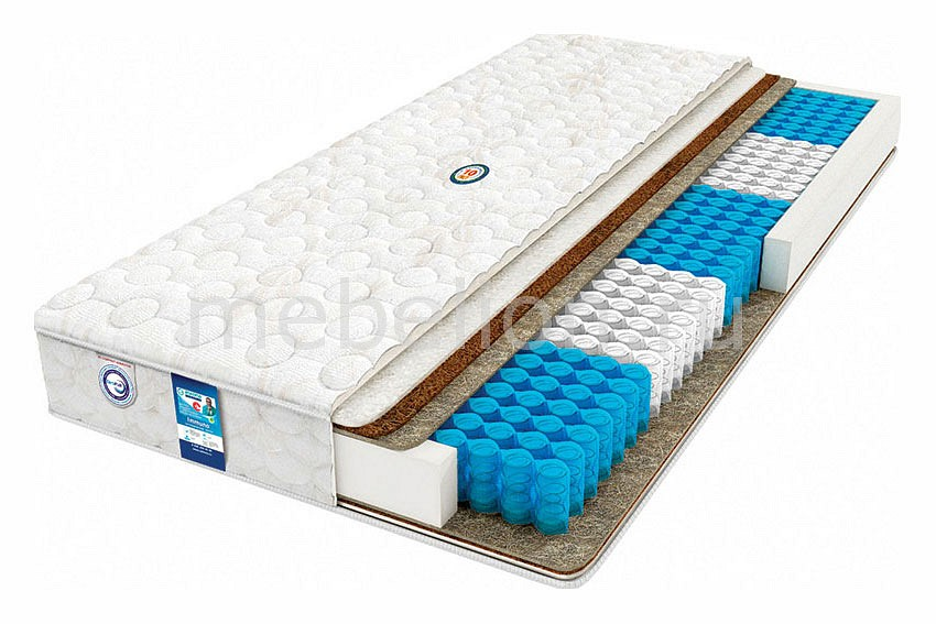 Матрас двуспальный Terapia quadra 2000х1600