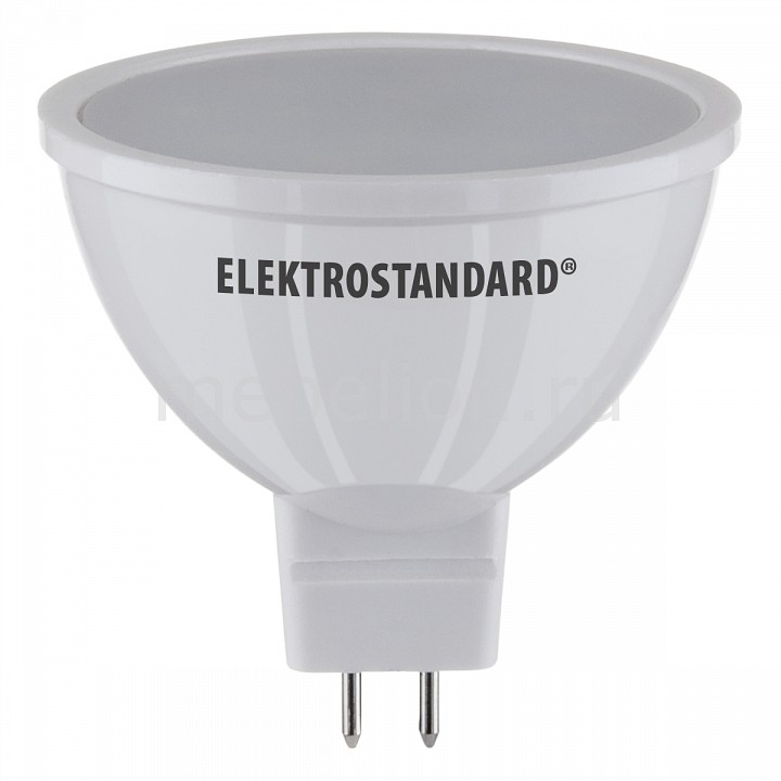 Лампы светодиодная Elektrostandard JCDR01 5W 220V 3300K jrled e14 5w 330lm 3300k 64 smd 3014 led warm white light bulb ac 220 240v