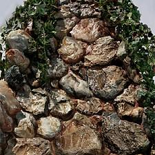 Фонтан пристенный (120х95х210 см) Эверест Ф355