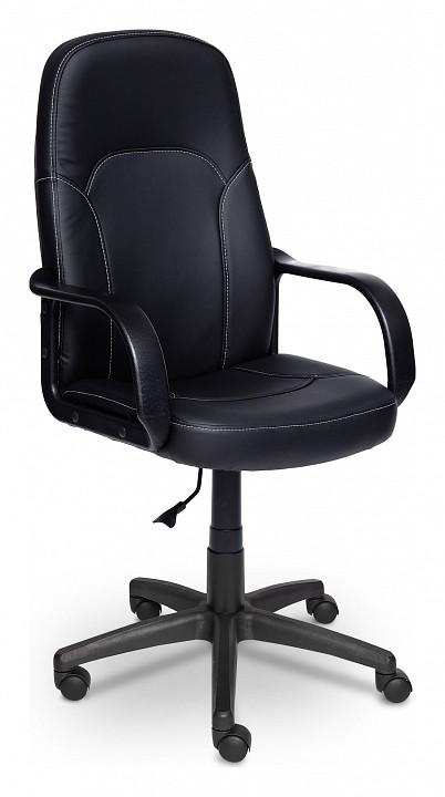 Кресло компьютерное Tetchair Parma черное