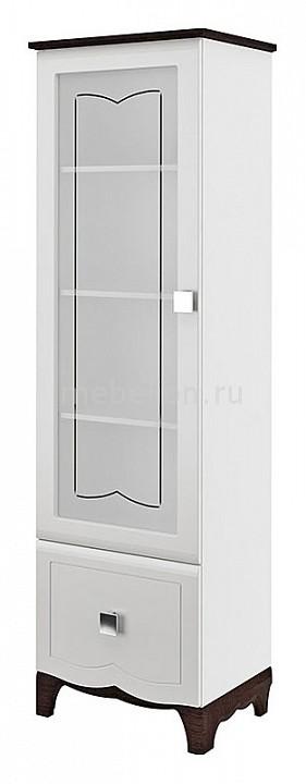 Шкаф-витрина Мебель-Неман Тиффани МН-122-24