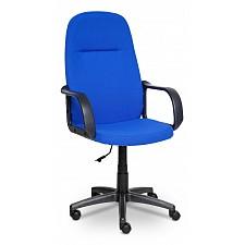 Кресло компьютерное Leader синее