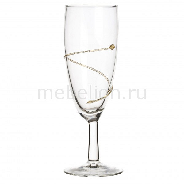 Бокал для шампанского Glossy Perty H0111