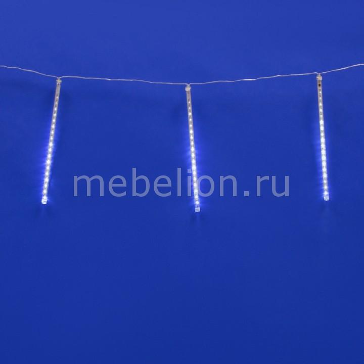 Занавес световой (2.4x0.5 м) Uniel Meteor ULD-E2405-240/DTK WHITE IP44 METEOR