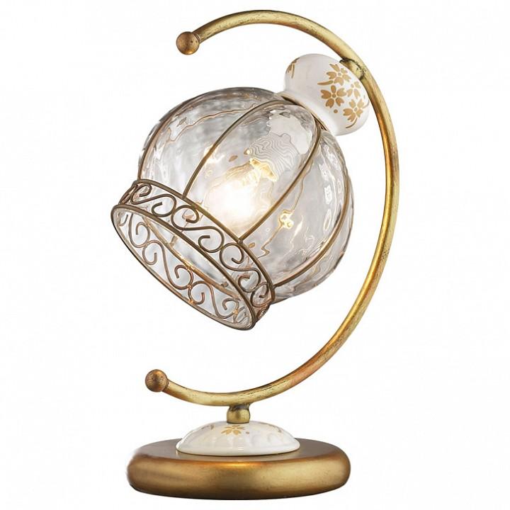 Настольная лампа Odeon Light 2278/1T Asula