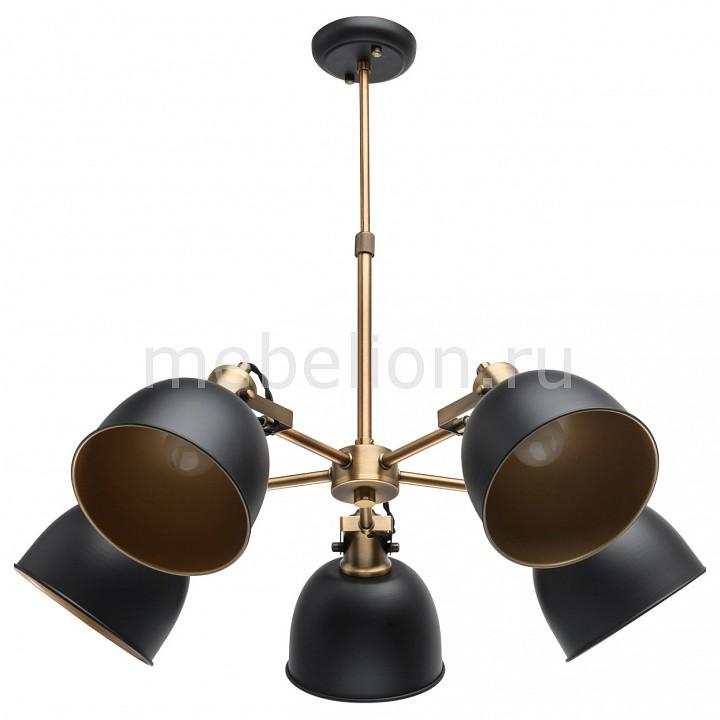 Люстра на штанге MW-Light Вальтер 551011105 цена