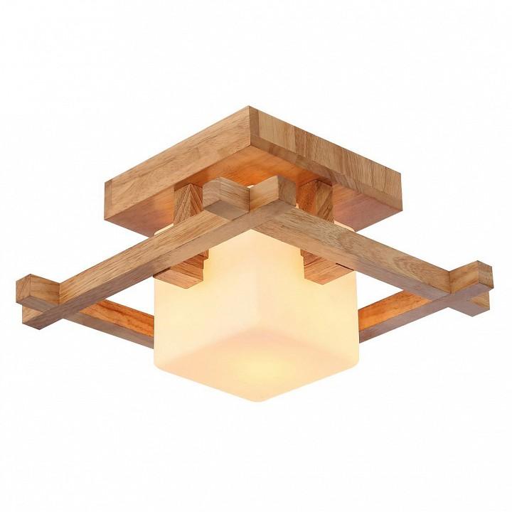 Накладной светильник Arte Lamp Woods A8252PL-1BR светильник настольный artelamp woods a1010lt 1br