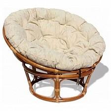 Кресло Papasan коньяк