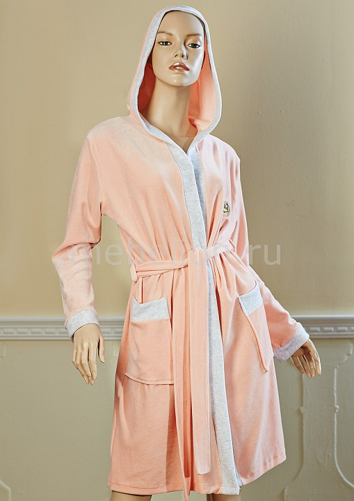 Халат женский Primavelle (S/M) Smile кардиган женский bello belicci цвет персиковый ка7 20 размер s m 42 46
