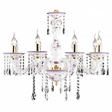 Подвесная люстра Arte Lamp A6613LM-8GO Contessa