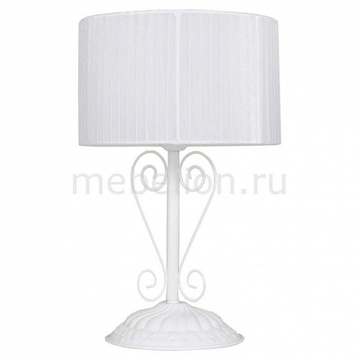 Настольная лампа Аврора 10025-1N Ажур
