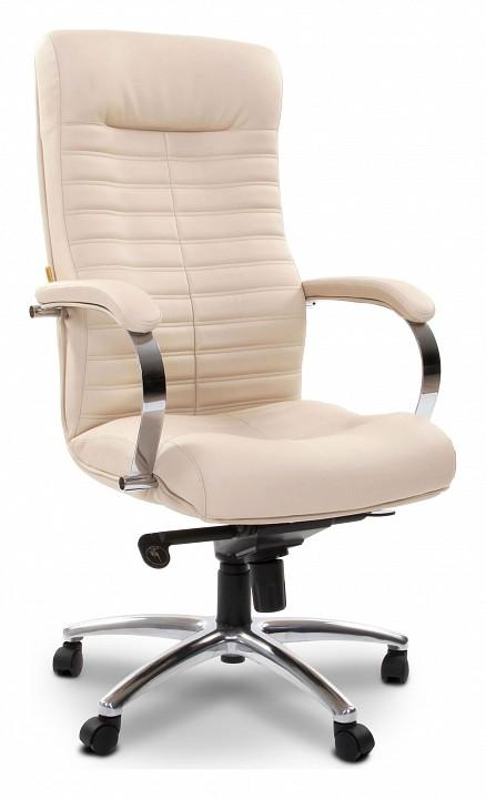 Кресло компьютерное Chairman 480 бежевый/хром, черный  купить круглый журнальный столик в интернет магазине