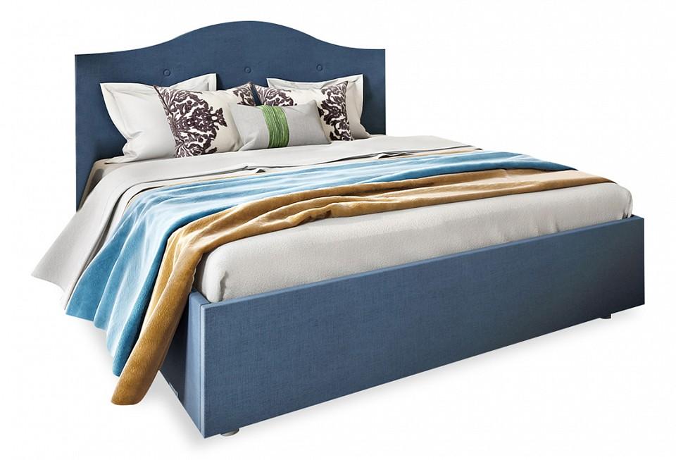 Кровать двуспальная с матрасом и подъемным механизмом Mira 180-190