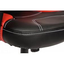 Кресло компьютерное Twister черный_красный