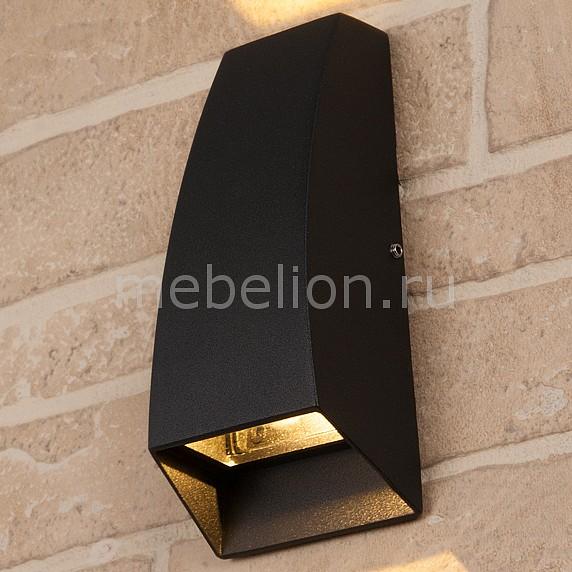 Накладной светильник Elektrostandard Techno 1016 черный цена