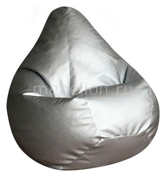 Кресло-мешок Металлик кожа L